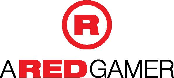 A Red Gamer Logo, aredgamer.com