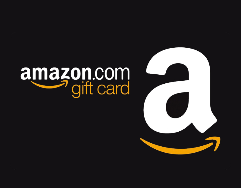 Amazon Gift Card, A Red Gamer, aredgamer.com