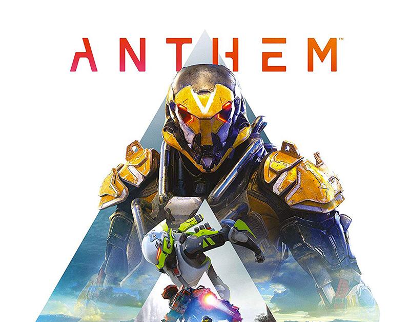 Anthem (Xbox One), A Red Gamer, aredgamer.com