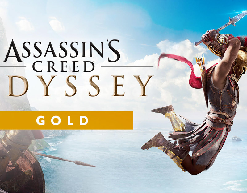 Assassin's Creed Odyssey - Gold Edition (Xbox One), A Red Gamer, aredgamer.com