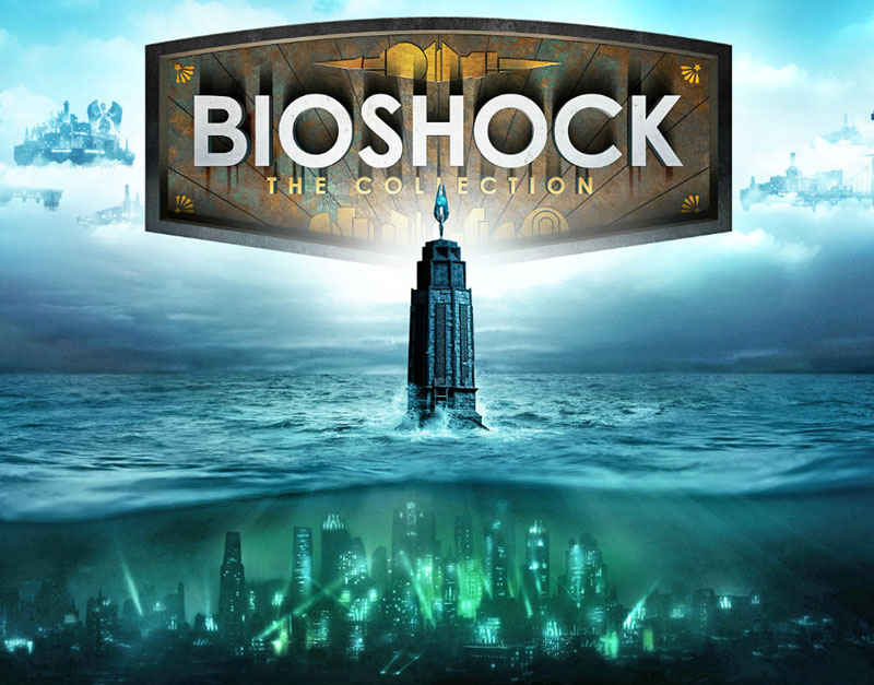 BioShock: The Collection (Xbox One), A Red Gamer, aredgamer.com