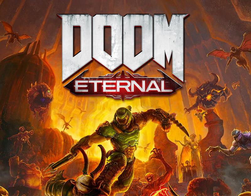 DOOM Eternal Standard Edition (Xbox One), A Red Gamer, aredgamer.com