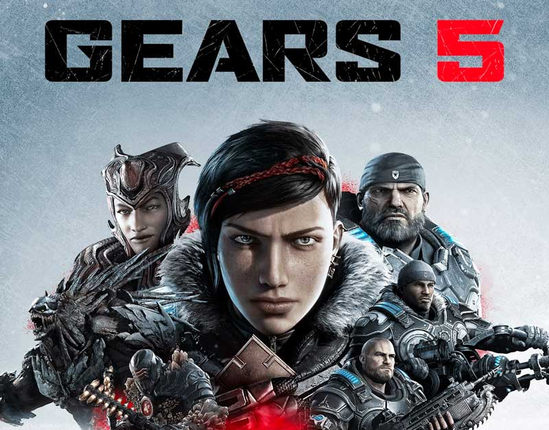 Gears 5 (Xbox One), A Red Gamer, aredgamer.com