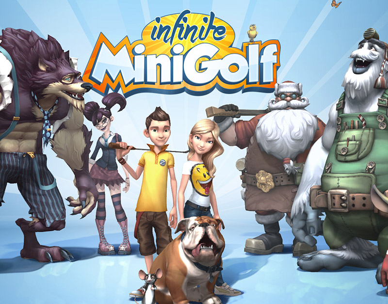 Infinite Minigolf (Xbox One), A Red Gamer, aredgamer.com