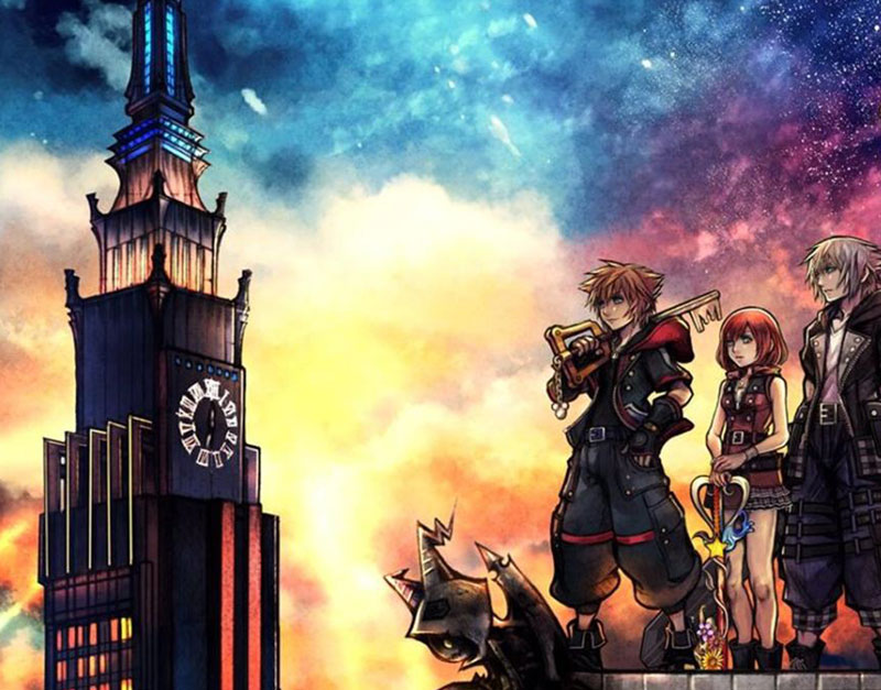 Kingdom Hearts 3 (Xbox One), A Red Gamer, aredgamer.com