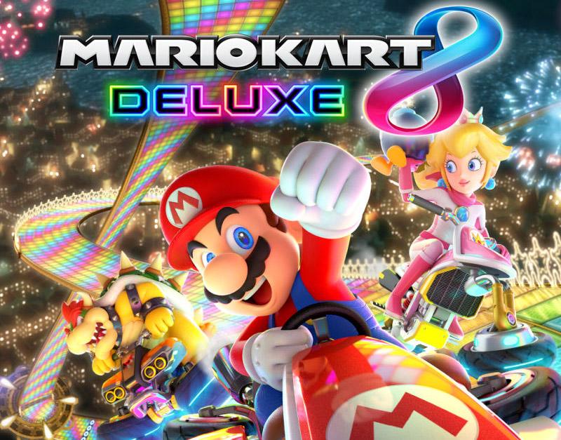 Mario Kart 8 Deluxe (Nintendo), A Red Gamer, aredgamer.com