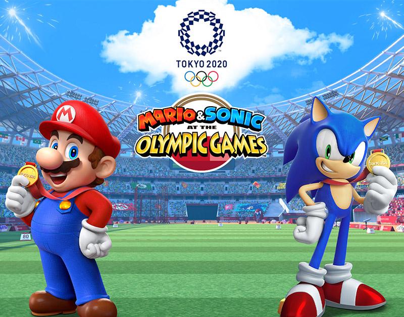 Mario & Sonic Tokyo 2020 (Nintendo), A Red Gamer, aredgamer.com