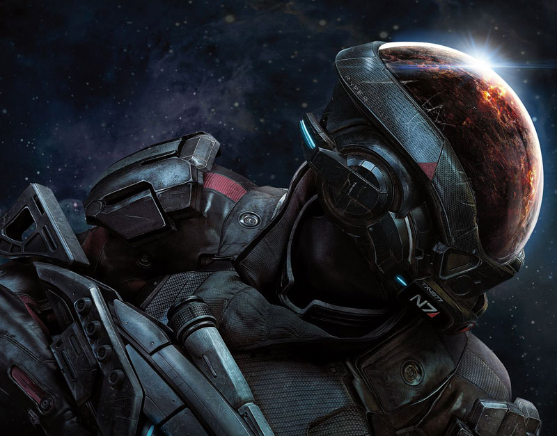 Mass Effect Andromeda - Standard Recruit Edition (Xbox One), A Red Gamer, aredgamer.com