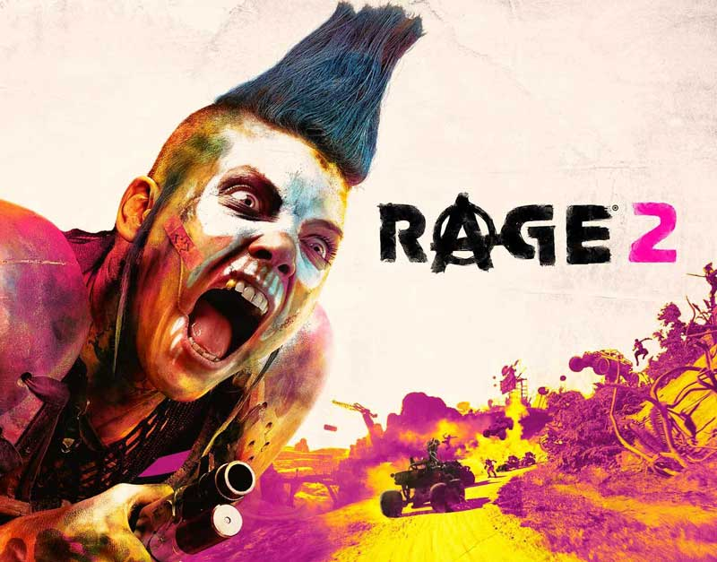 Rage 2 (Xbox One), A Red Gamer, aredgamer.com
