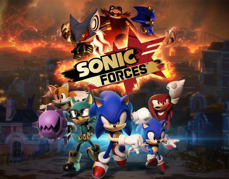 SONIC FORCES™ Digital Standard Edition (Xbox Game EU), A Red Gamer, aredgamer.com