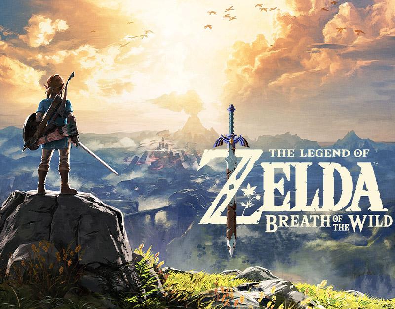 The Legend of Zelda: Breath of the Wild (Nintendo), A Red Gamer, aredgamer.com