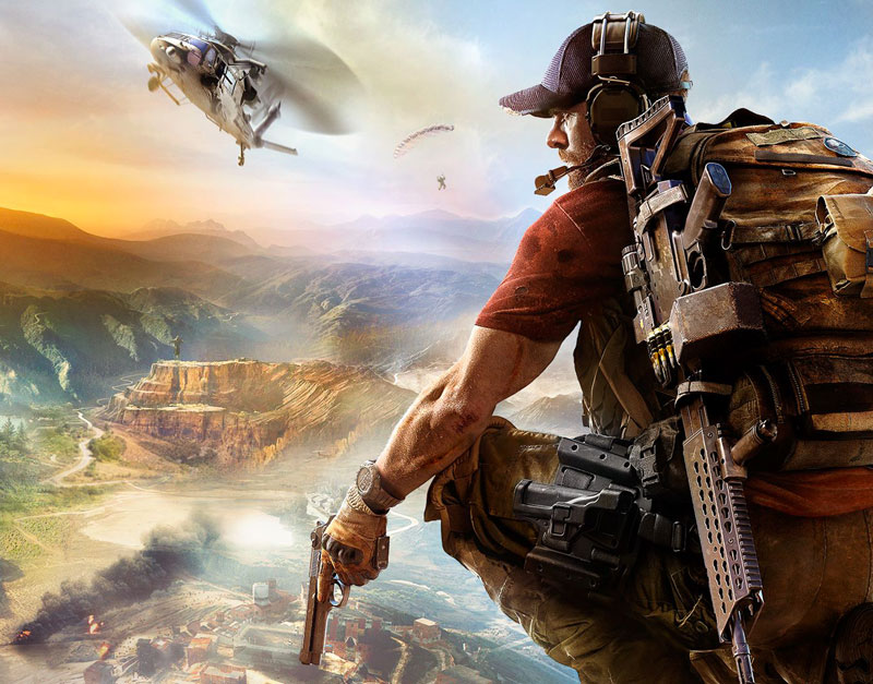 Tom Clancy's Ghost Recon Wildlands - Deluxe Edition (Xbox One), A Red Gamer, aredgamer.com