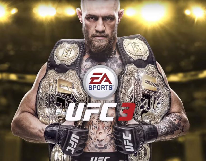 UFC 3 - Deluxe Edition (Xbox One), A Red Gamer, aredgamer.com